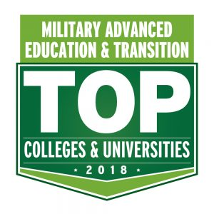 Image of GHC Awarded Top 2018 Colleges for Military Advanced Education and Transition