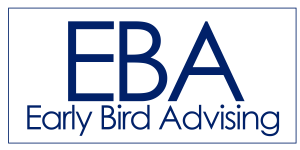 early bird advising logo