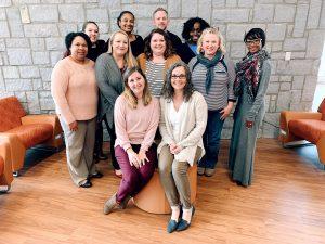 Photo of Advising Staff