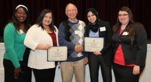 GHC Foundation Scholarship recipients