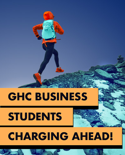 GHC Business Students Take Charge