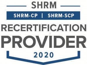 alSHRM Recertification Provider Logo