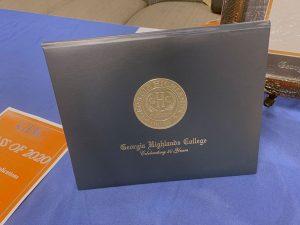 50th Anniversary Diploma