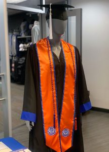 50th Anniversary Cap and Gown
