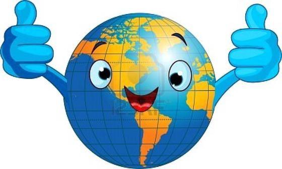 Friendly Globe