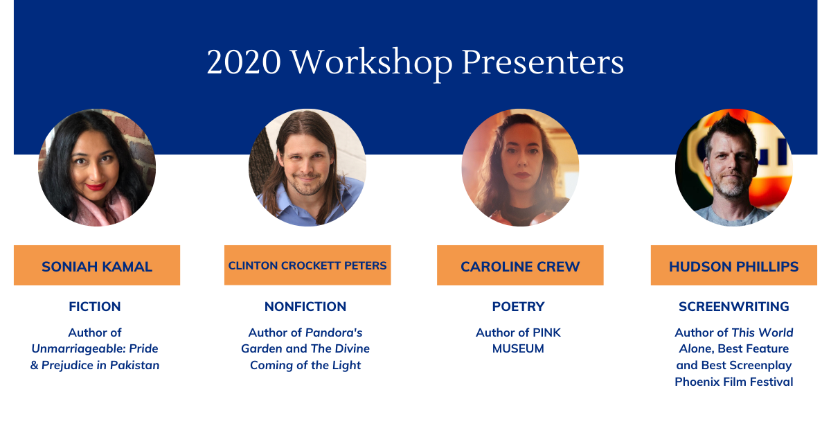 2020 HWC Workshop Presenters