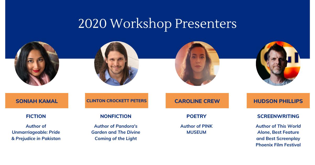 2020 HWC Workshop Presenters