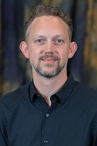 portrait of Josh Grant