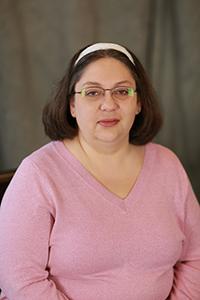 portrait of Michelle Abbott