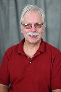 Portrait of Rick Bombard