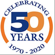 GHC 50th Anniversary Logo