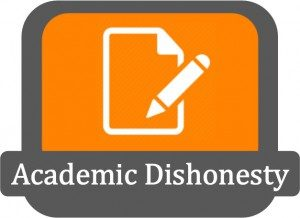 Report an academic integrity violation