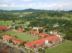 campus in panama