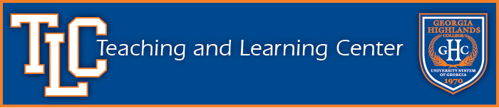 Teaching and Learning Center Logo