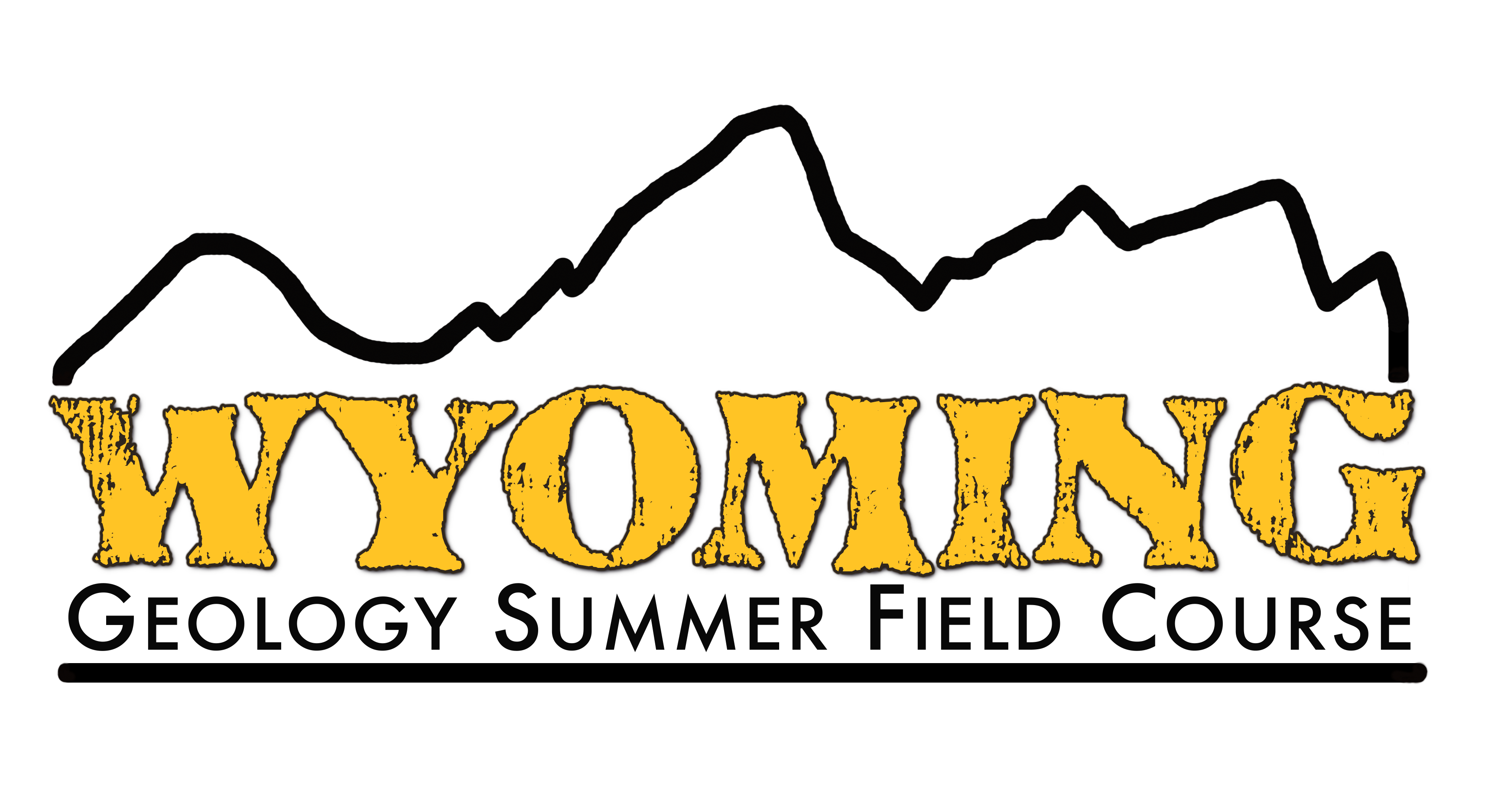 Wyoming Geology Summer Field Course Logo